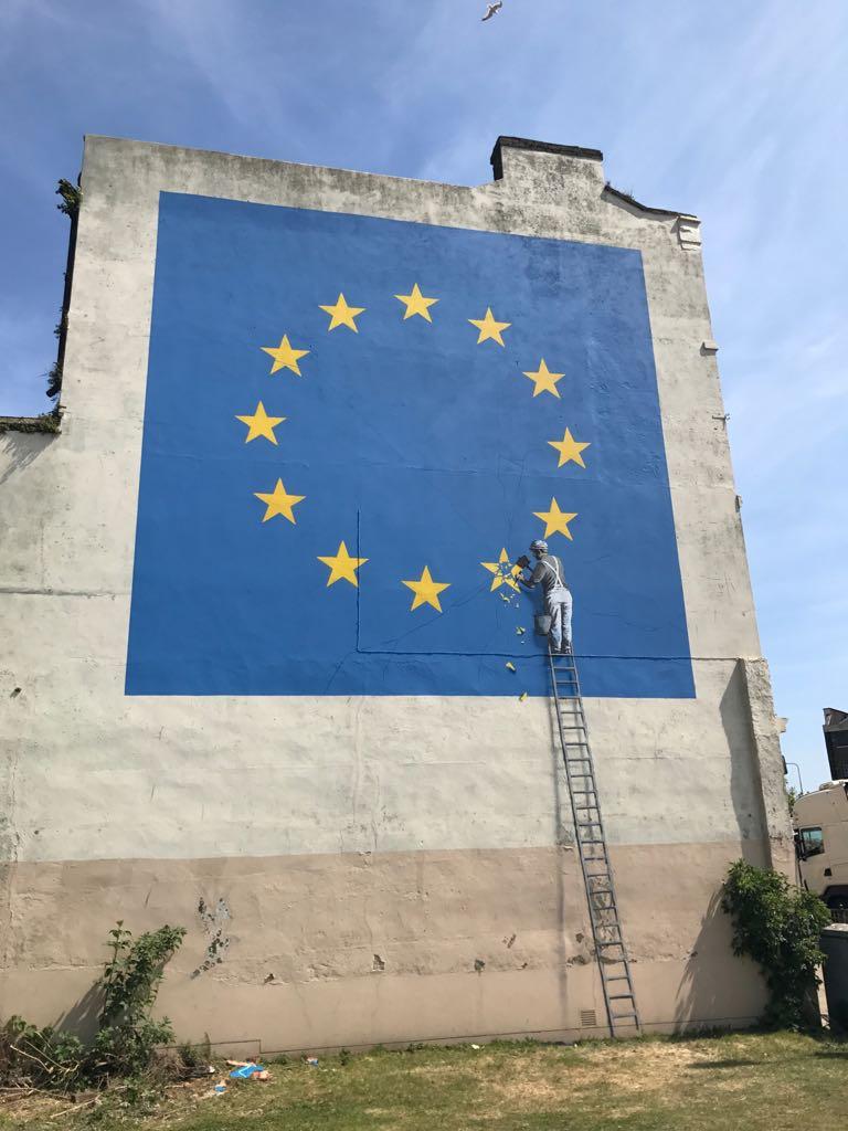Banksy Dover 1