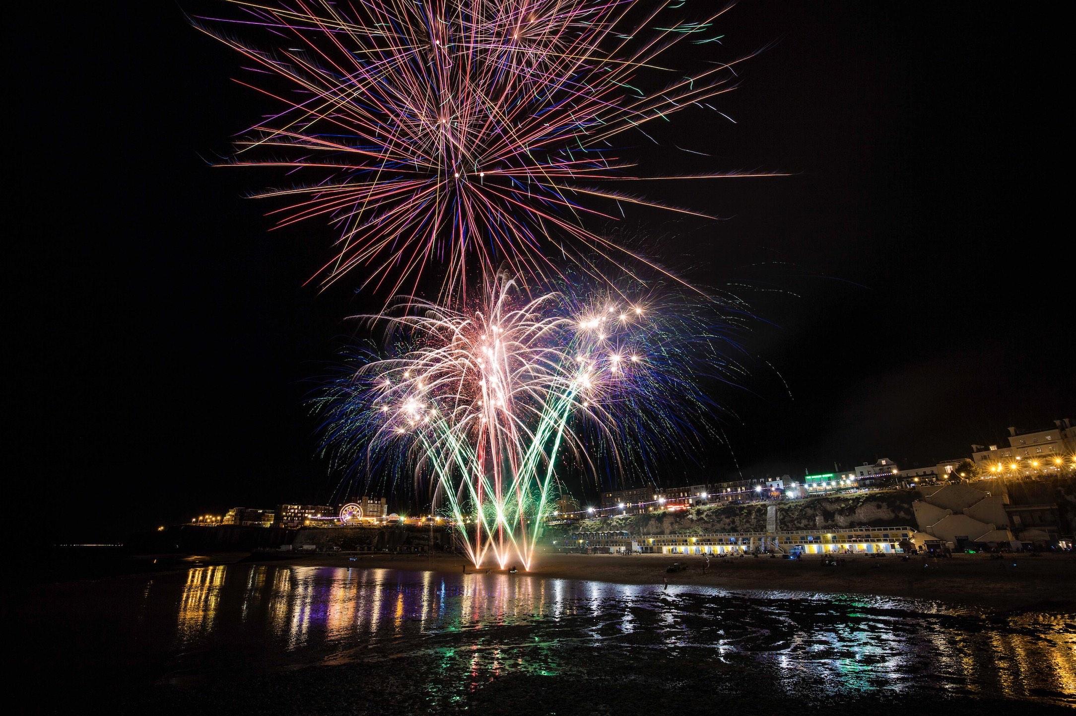 Broadstairs Nov Fireworks