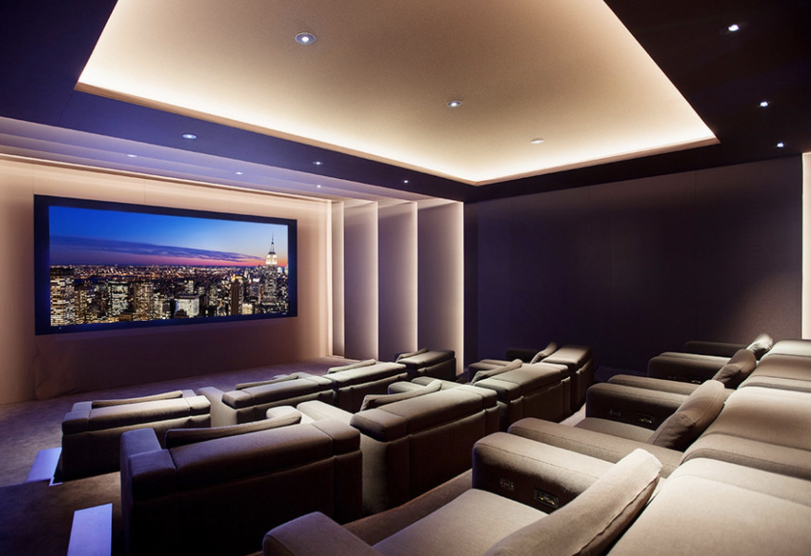 These home cinemas provide the ultimate viewing experience | Miles ...