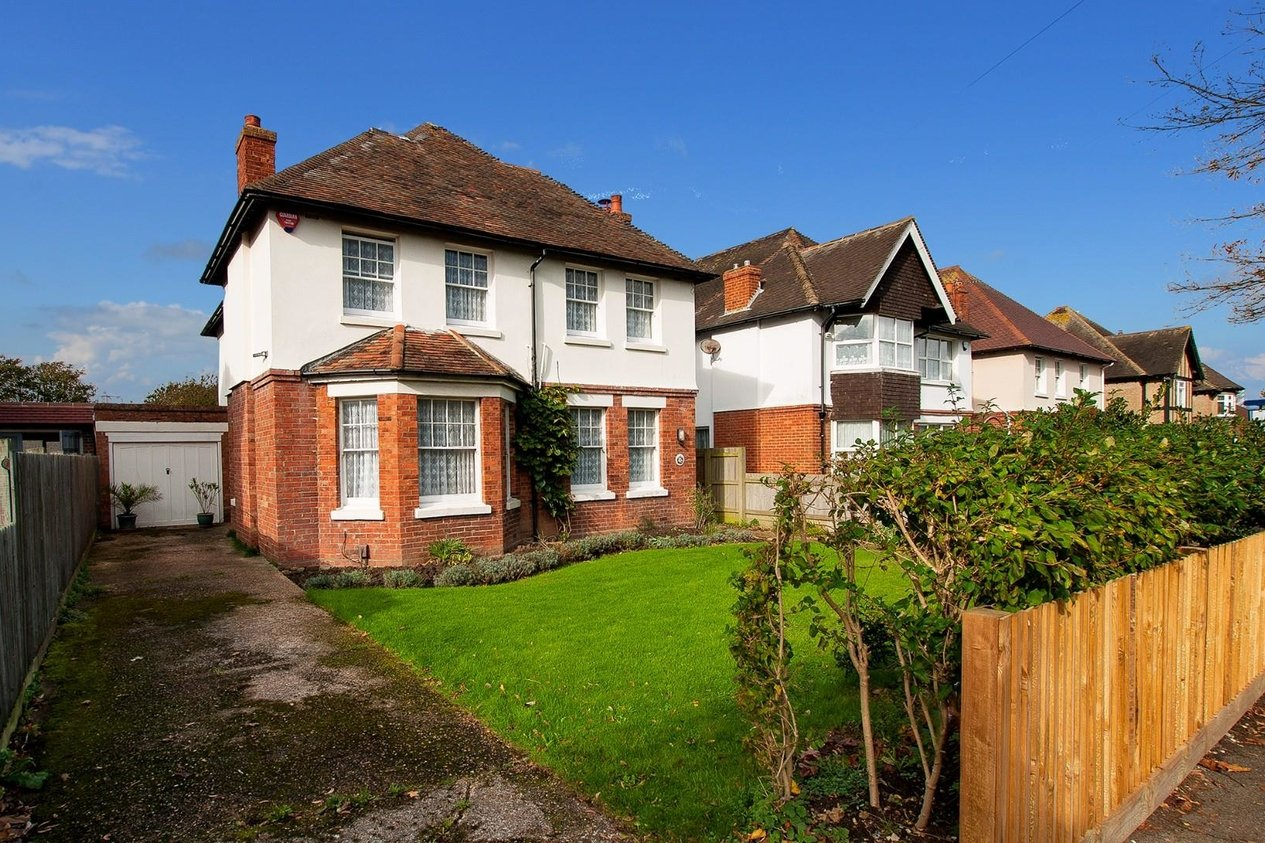 Properties Sold Subject To Contract in Audley Road