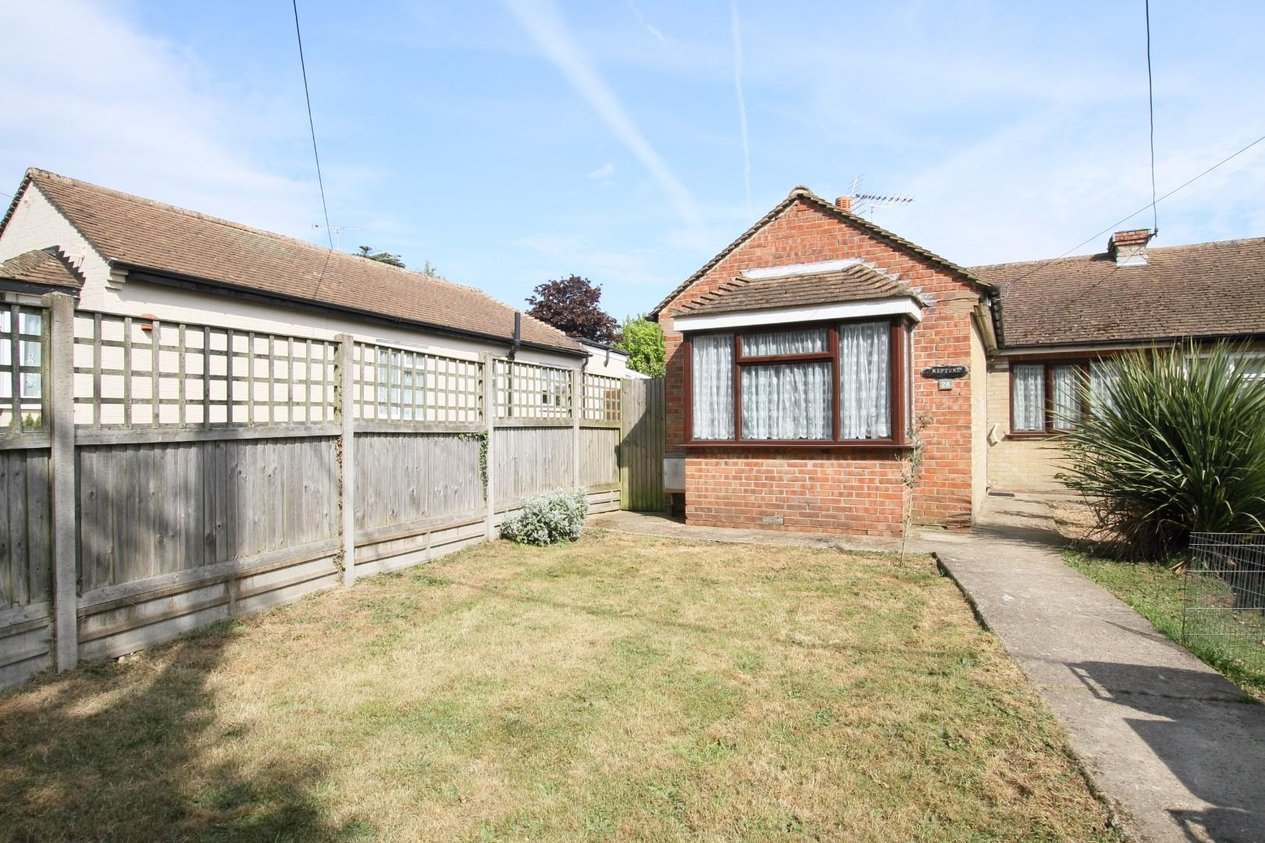 Properties Sold Subject To Contract in Babs Oak Hill Sturry