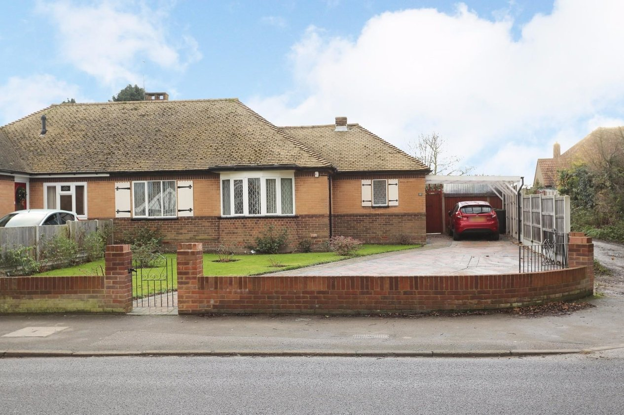 Properties Sold Subject To Contract in Bromstone Road