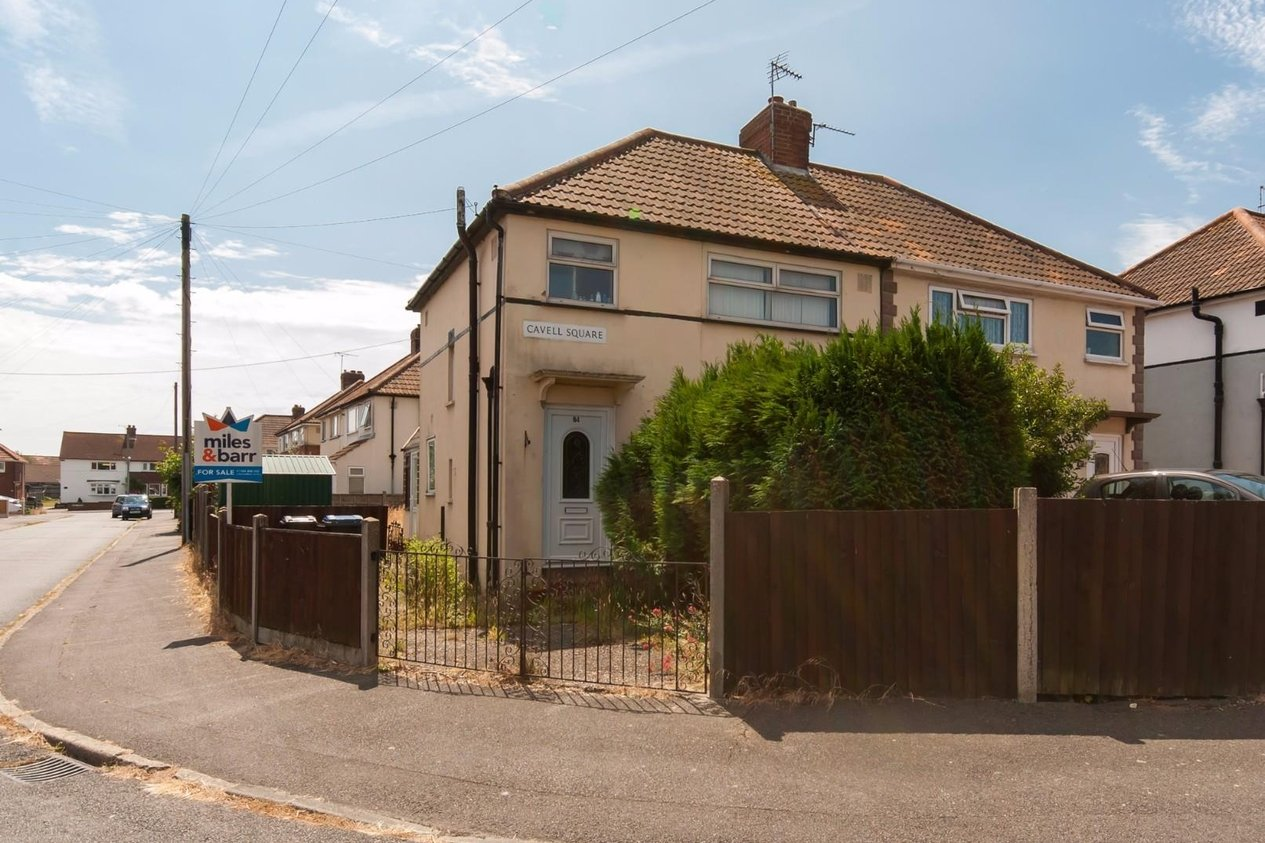 Properties Sold Subject To Contract in Cavell Square