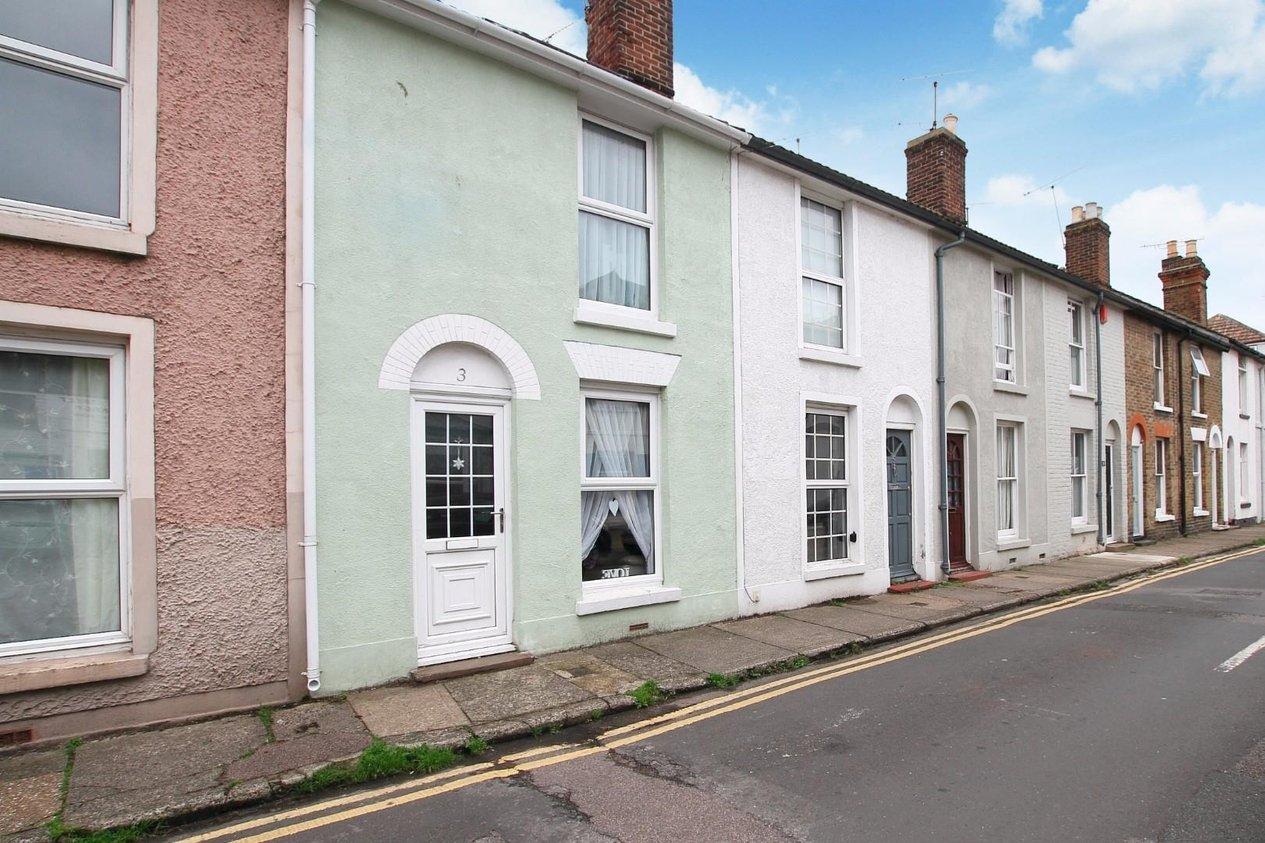 Properties Sold Subject To Contract in Essex Street