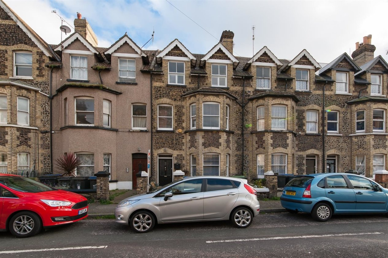 Properties Sold Subject To Contract in Ethelbert Terrace