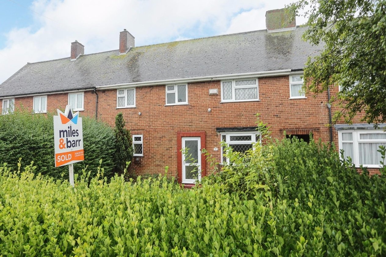 Properties Sold Subject To Contract in Fulham Avenue