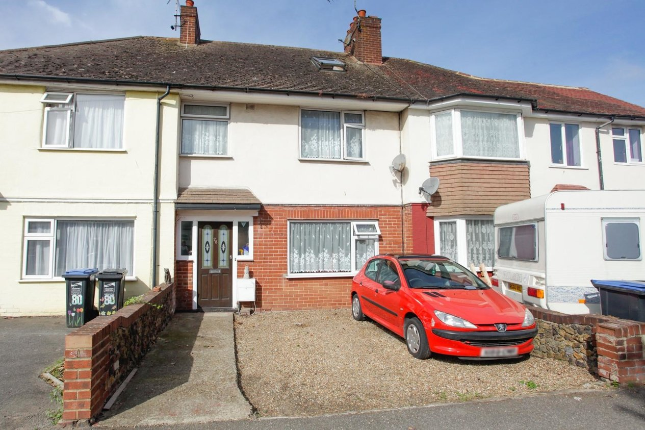 Properties Sold Subject To Contract in Gordon Road Westwood