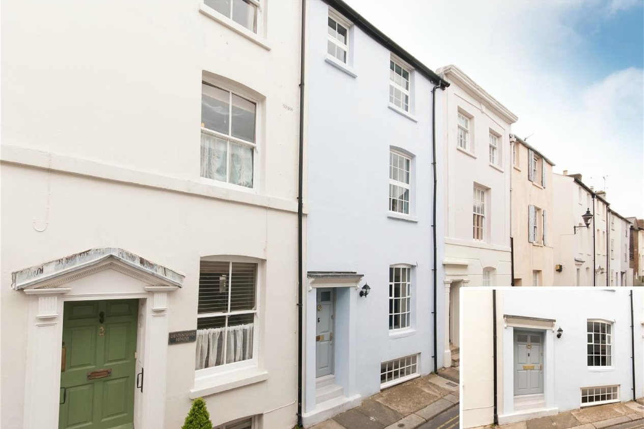Properties Sold Subject To Contract in Griffin Street
