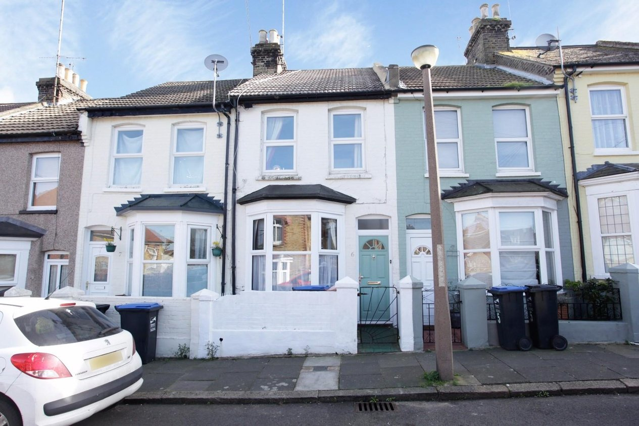 Properties Sold Subject To Contract in Harrison Road