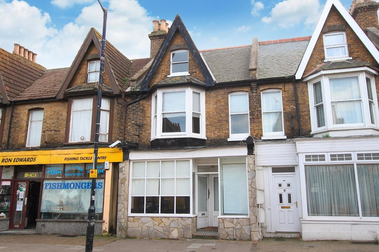 Properties Sold Subject To Contract in High Street
