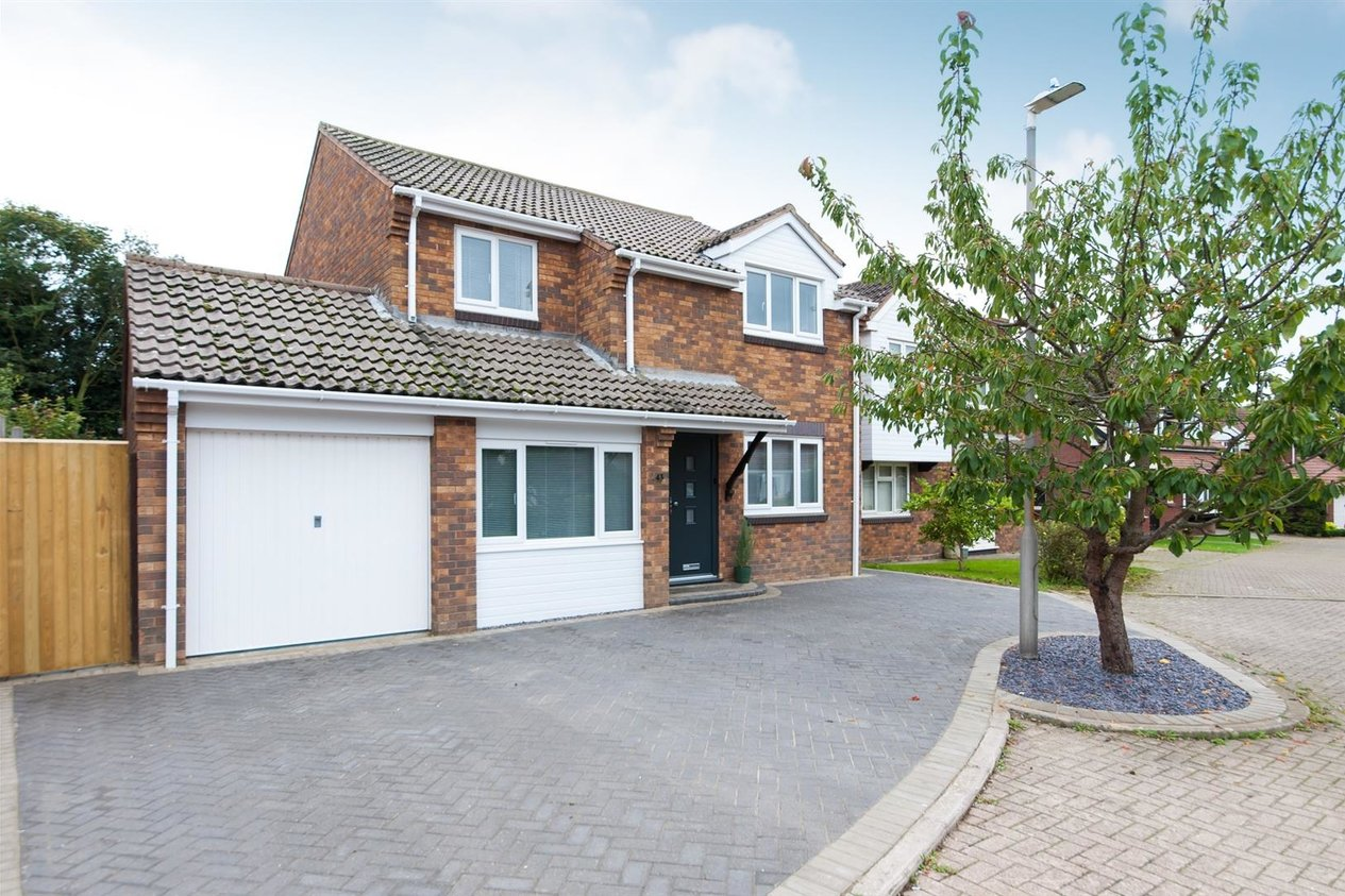 Properties Sold Subject To Contract in Hunting Gate