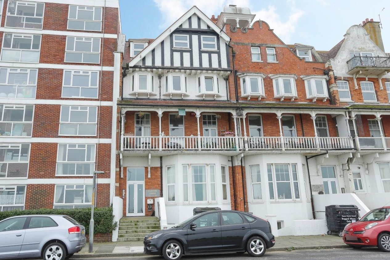 Properties Sold Subject To Contract in Lewis Crescent Cliftonville