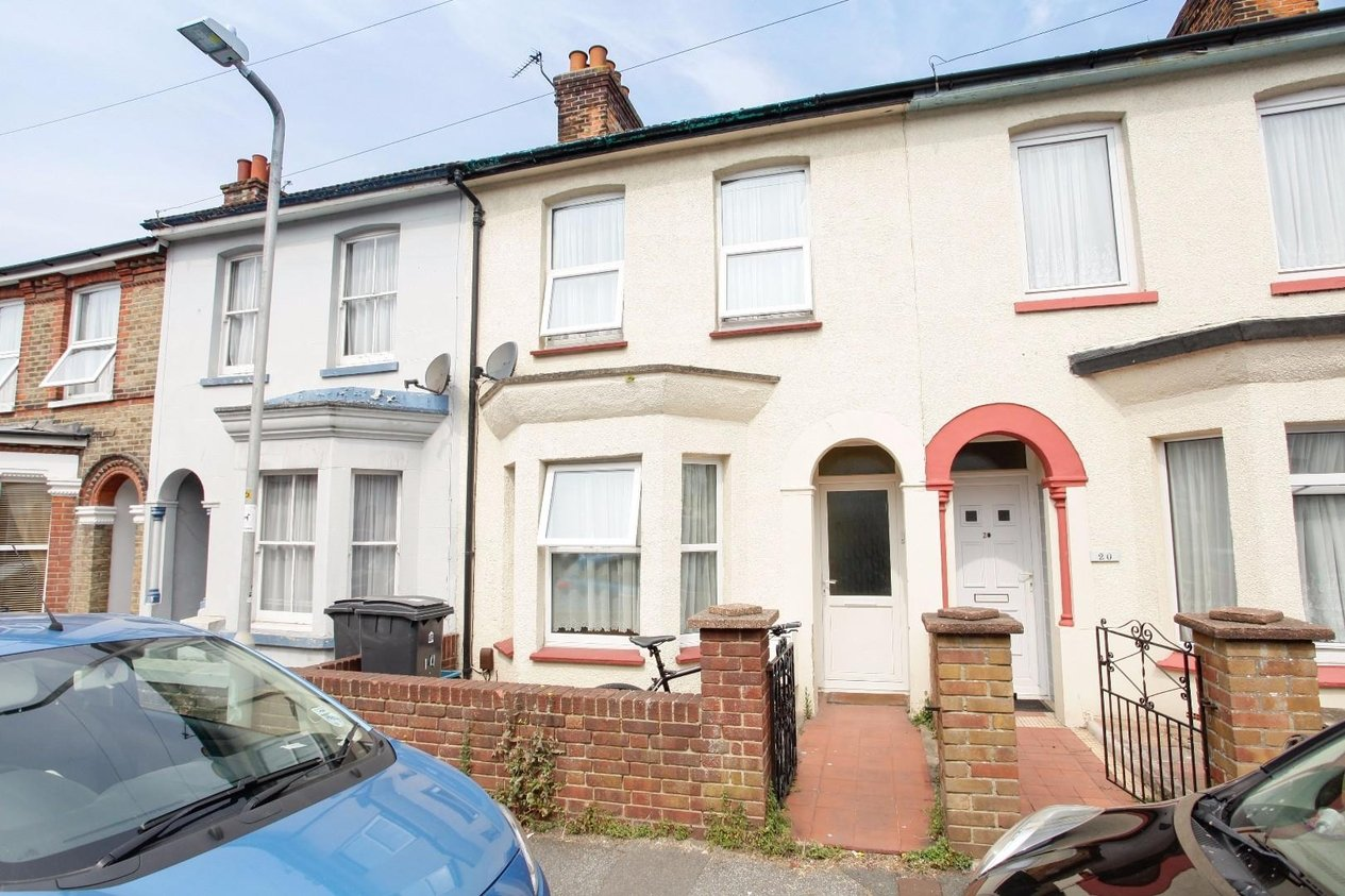 Properties Sold Subject To Contract in Lorne Road