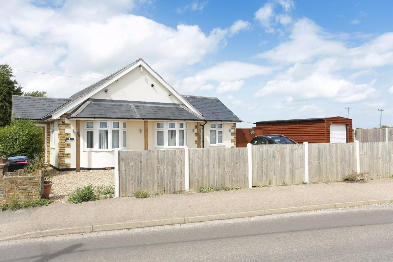 Properties Sold Subject To Contract in Manston Court Road