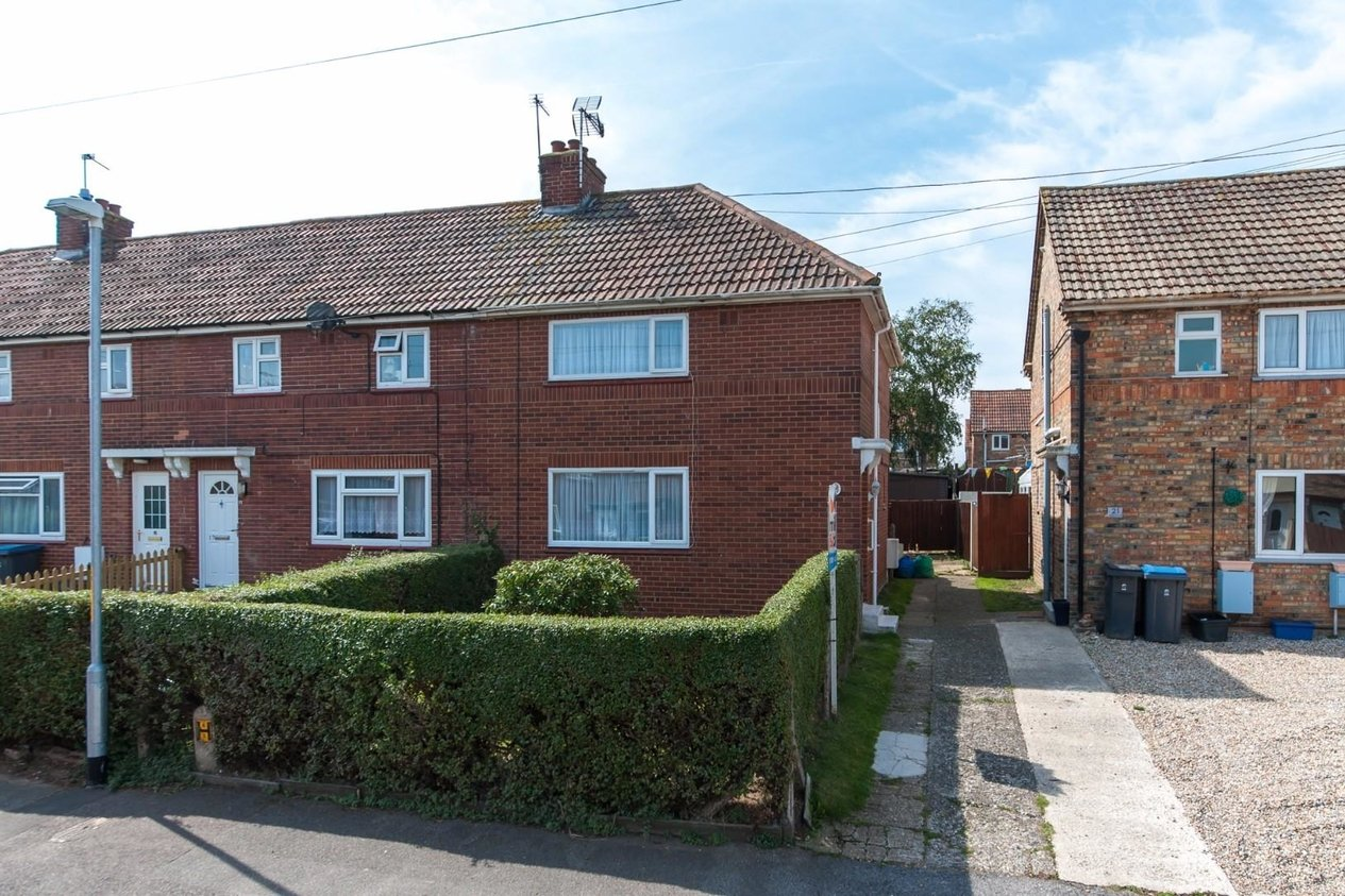 Properties Sold Subject To Contract in Mary Road