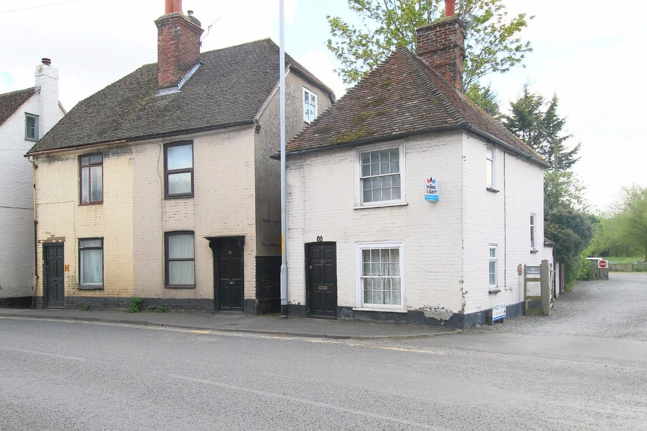Properties Sold Subject To Contract in Mill Road Sturry