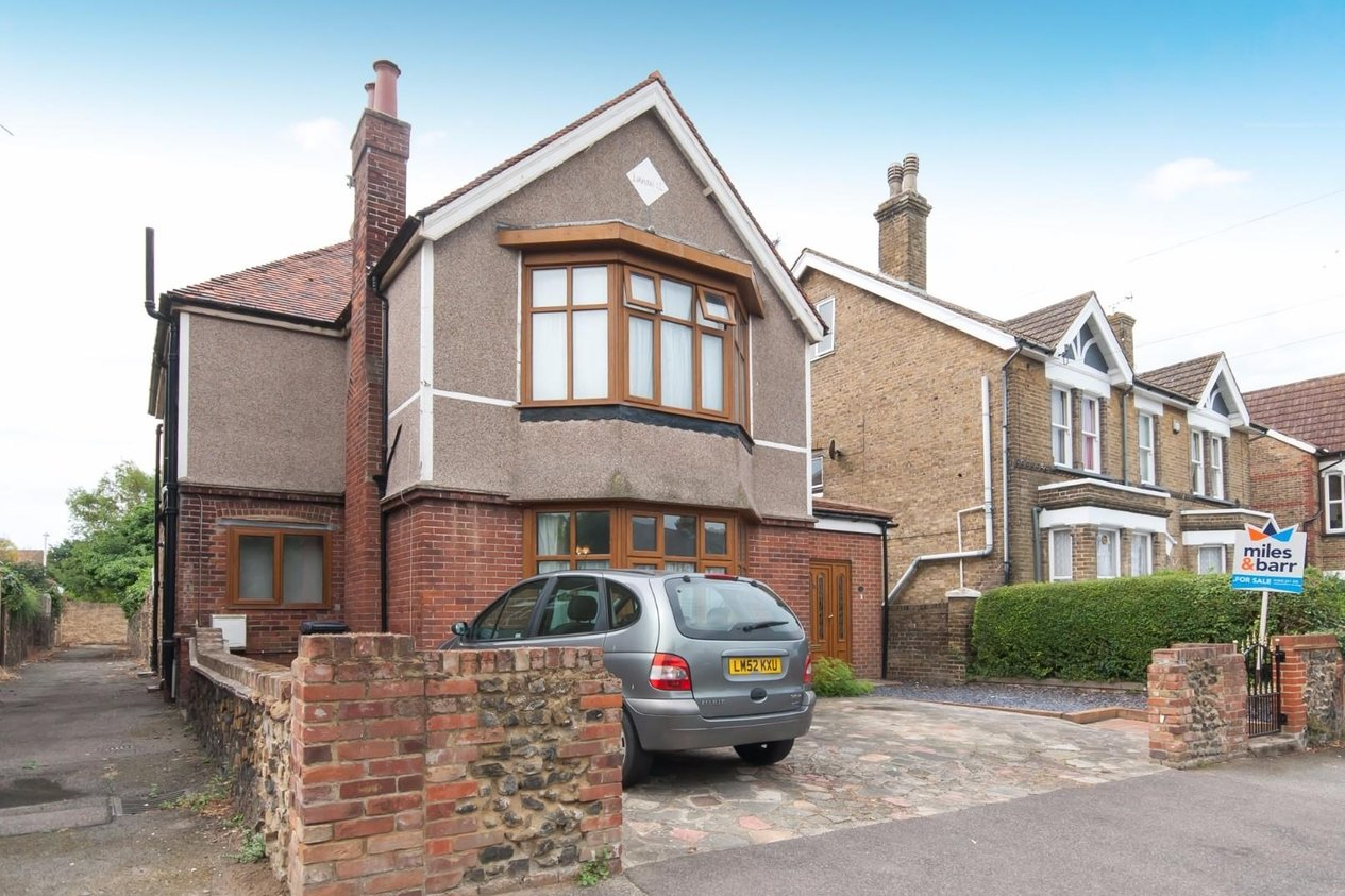 Properties For Sale in Northdown Park Road