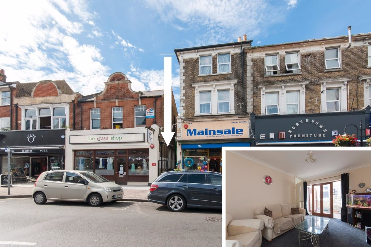 Properties Sold Subject To Contract in Northdown Road