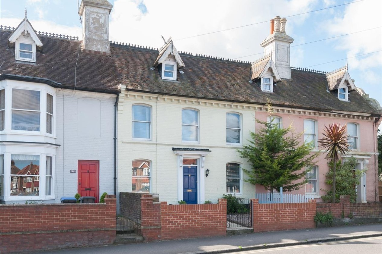 Properties Sold Subject To Contract in Park Road