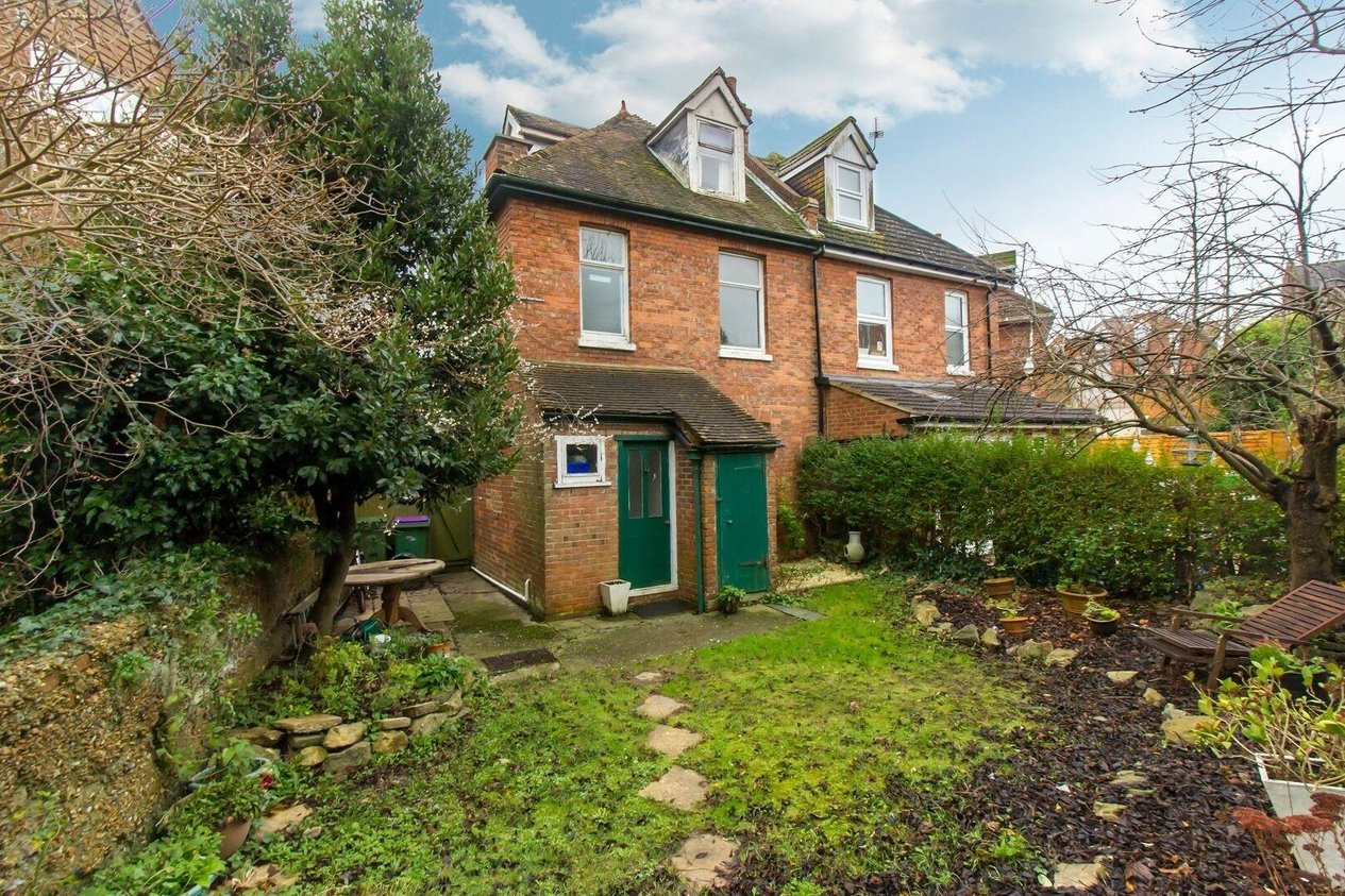 Properties Sold Subject To Contract in Radnor Park Gardens