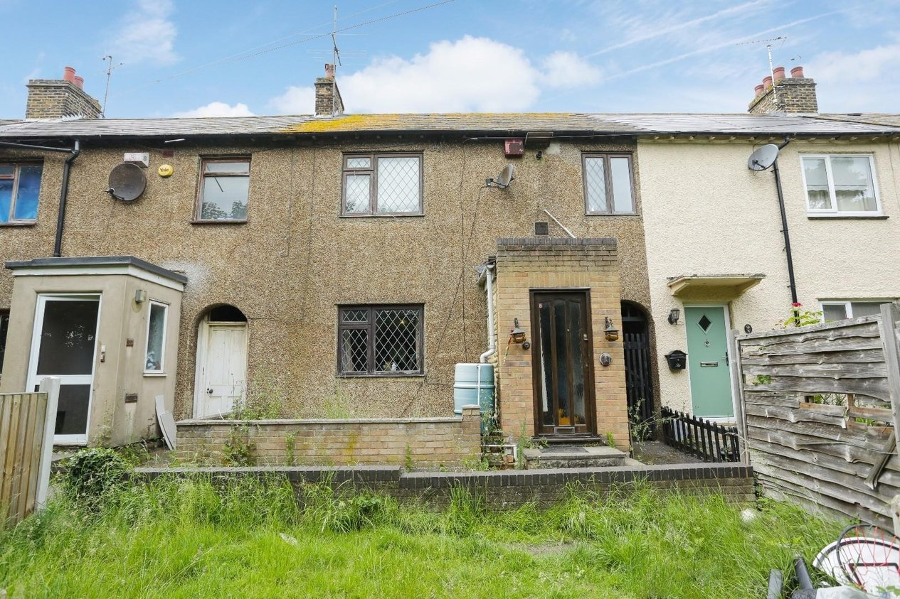 Properties Sold Subject To Contract in Railway Terrace Cliftonville