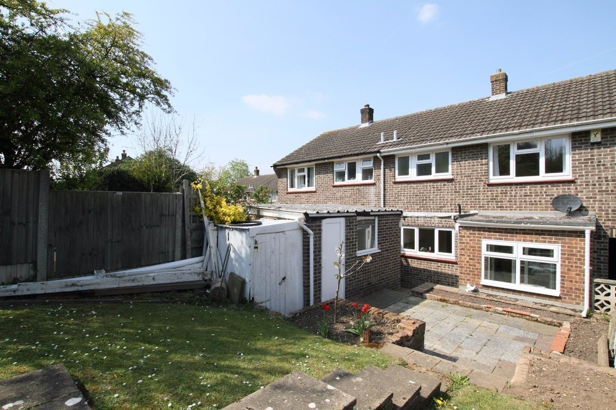 Properties Sold Subject To Contract in Rentain Road Chartham