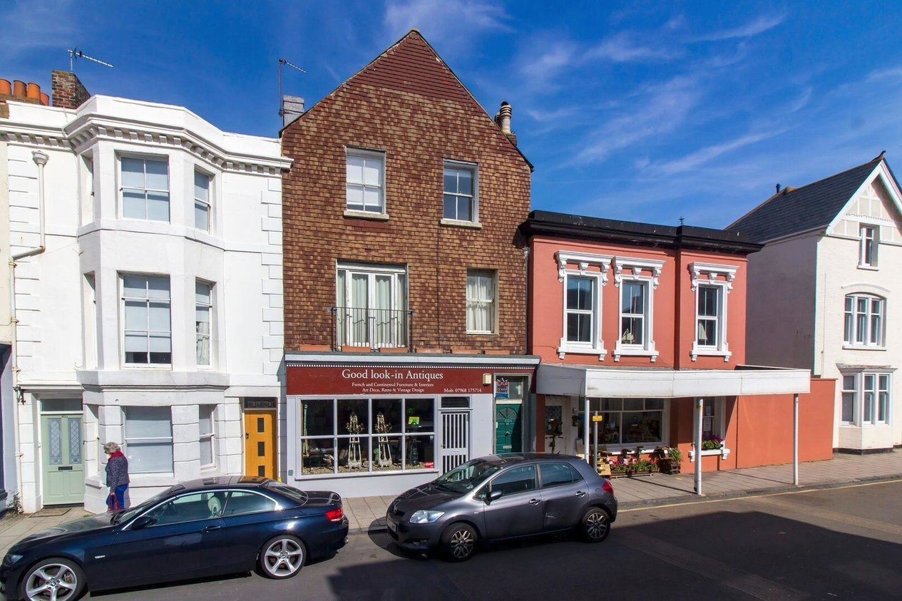 Properties For Sale in Sandgate High Street Sandgate