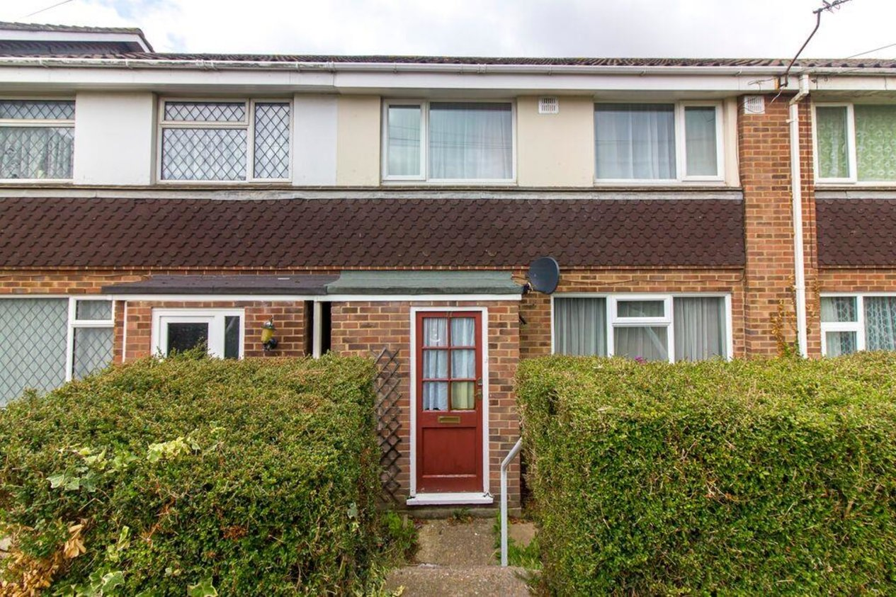 Properties Sold Subject To Contract in Shepway Close