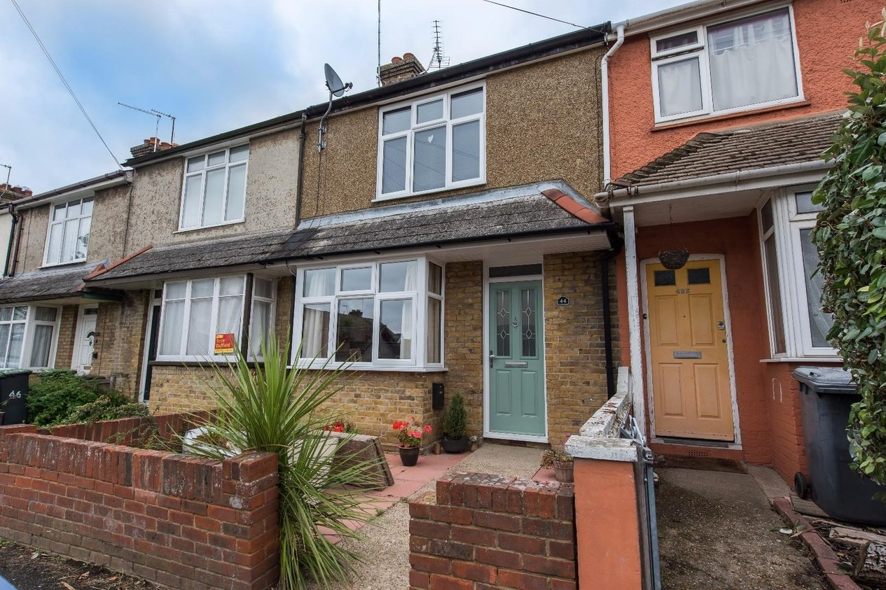 Properties Sold Subject To Contract in Station Road