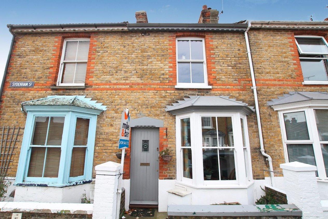 Properties Sold Subject To Contract in Sydenham Street