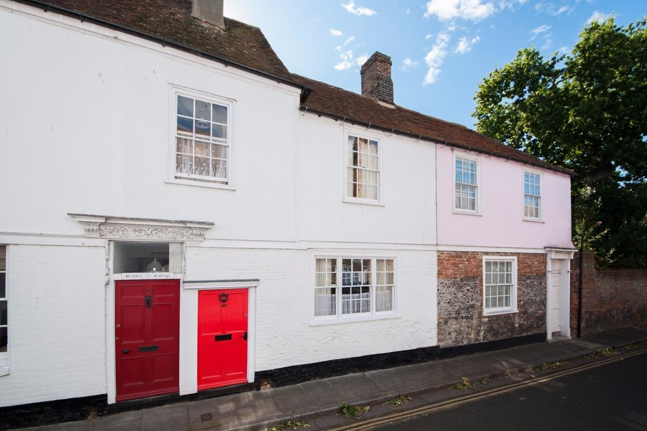Properties Sold Subject To Contract in Upper Strand Street