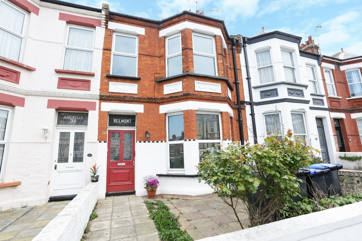 Properties Sold Subject To Contract in Warwick Road Cliftonville