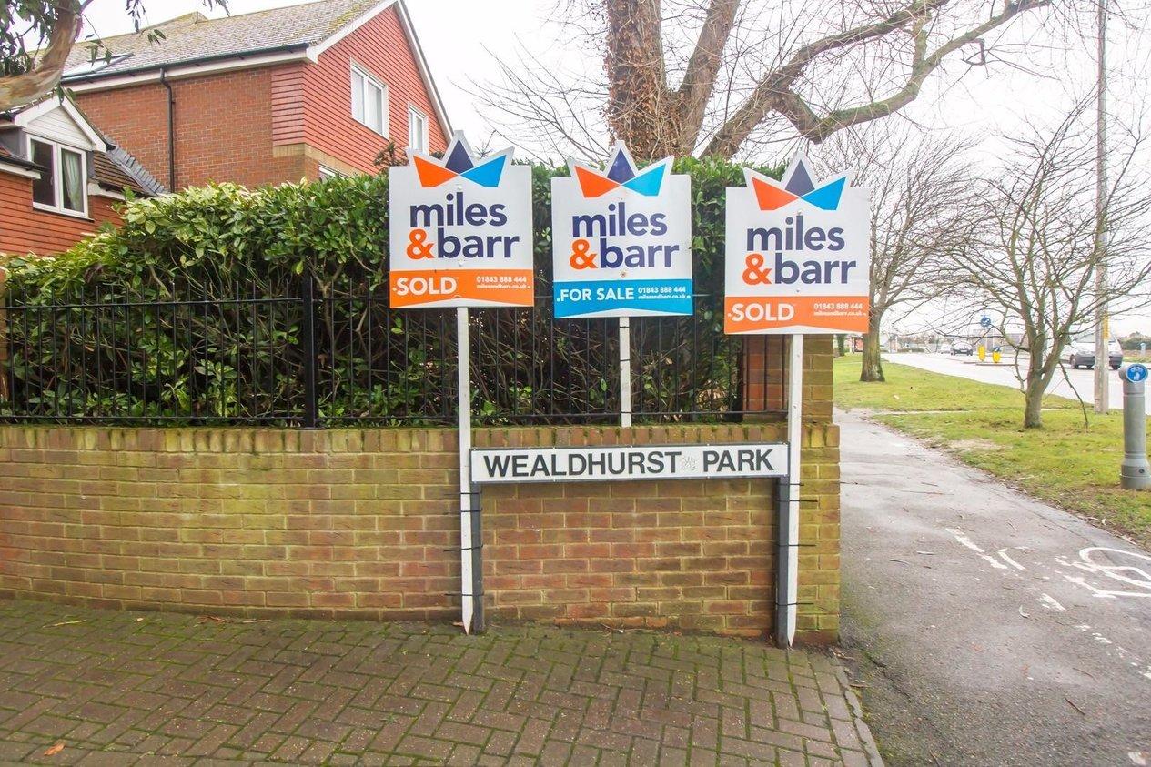 Properties Sold Subject To Contract in Wealdhurst Park