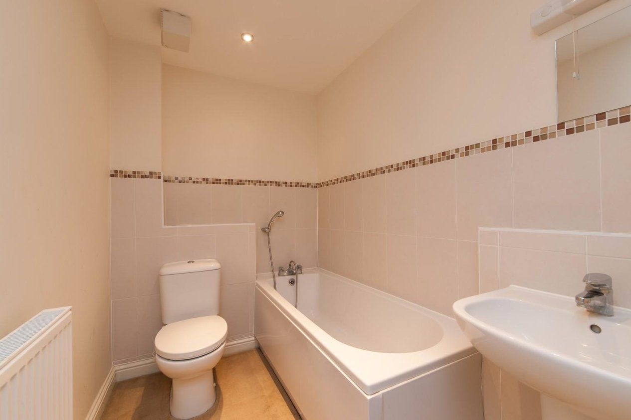 Properties Sold Subject To Contract in Wherry Close