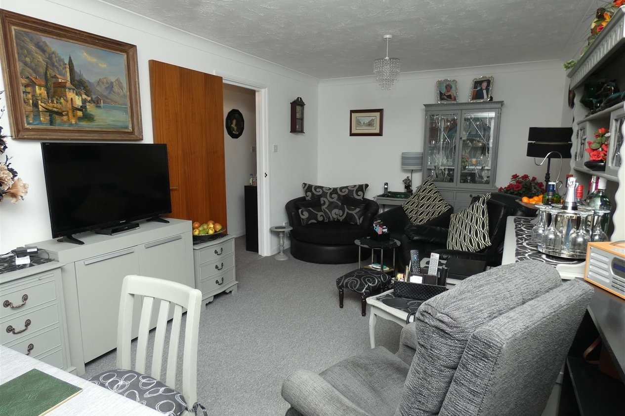 Properties Let Agreed in Beacon Road
