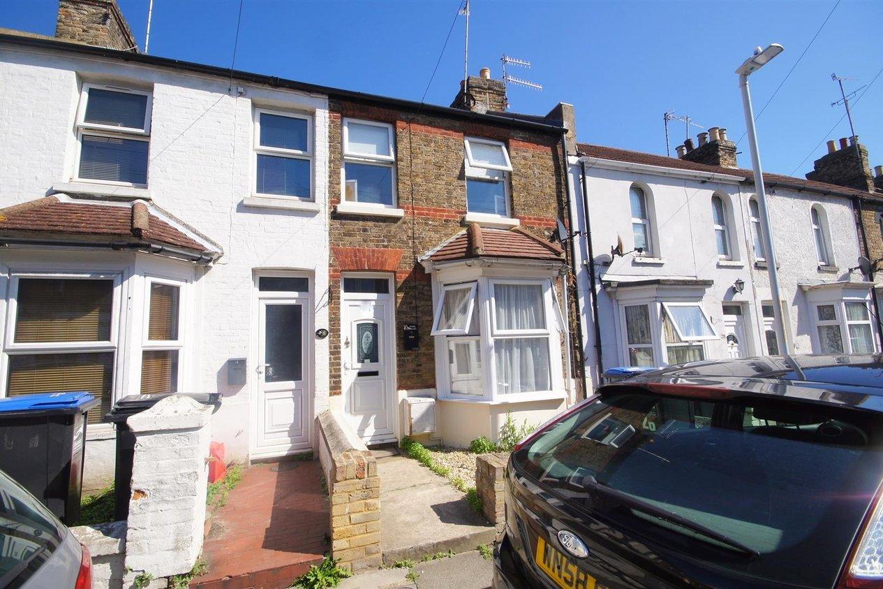 Properties Let Agreed in Buckingham Road