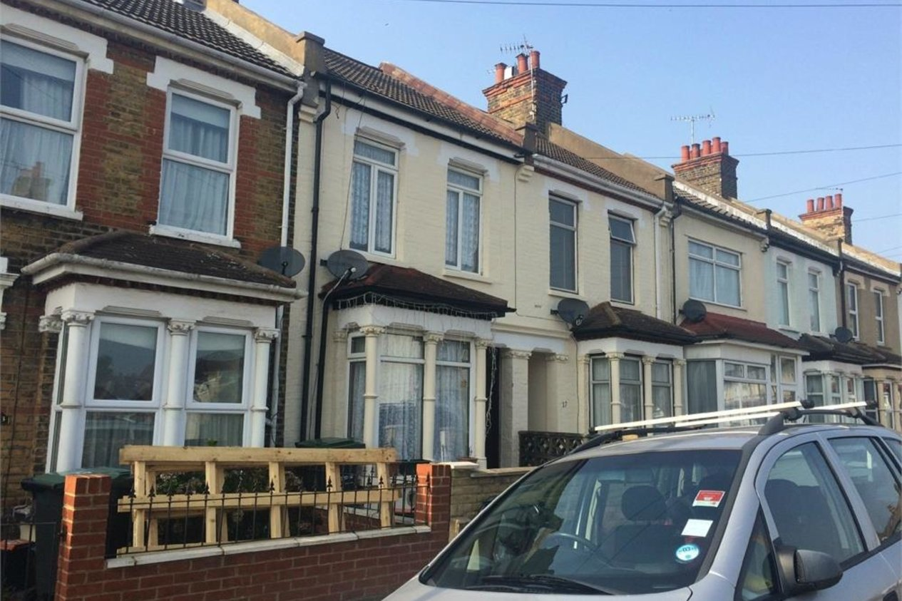 Properties Let Agreed in Campbell Road