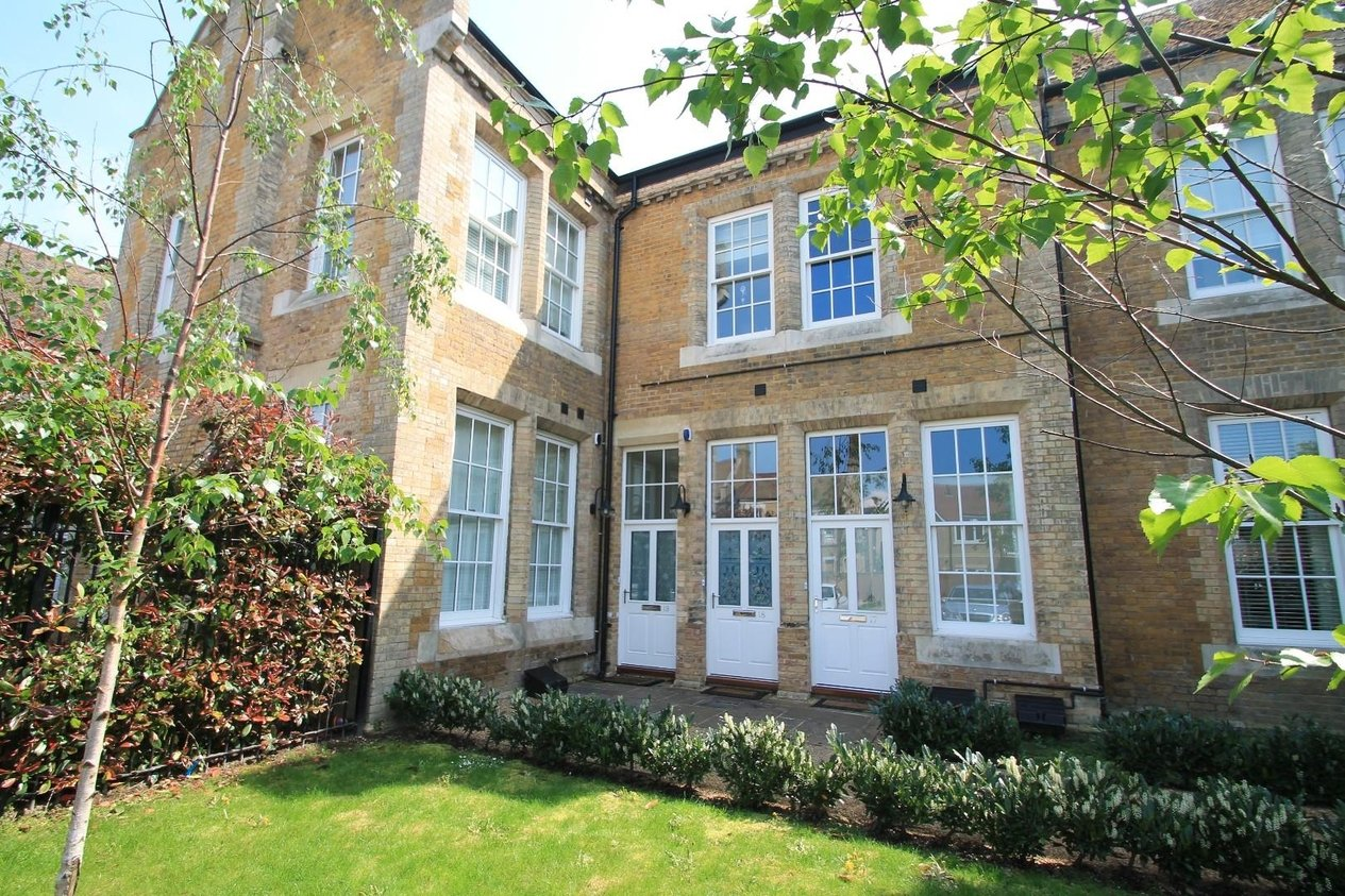 Properties Let Agreed in Chapel Drive