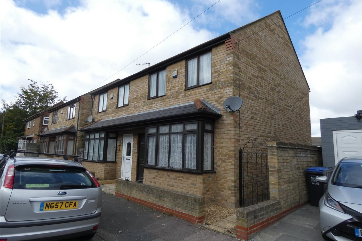 Properties Let Agreed in Cheriton Avenue