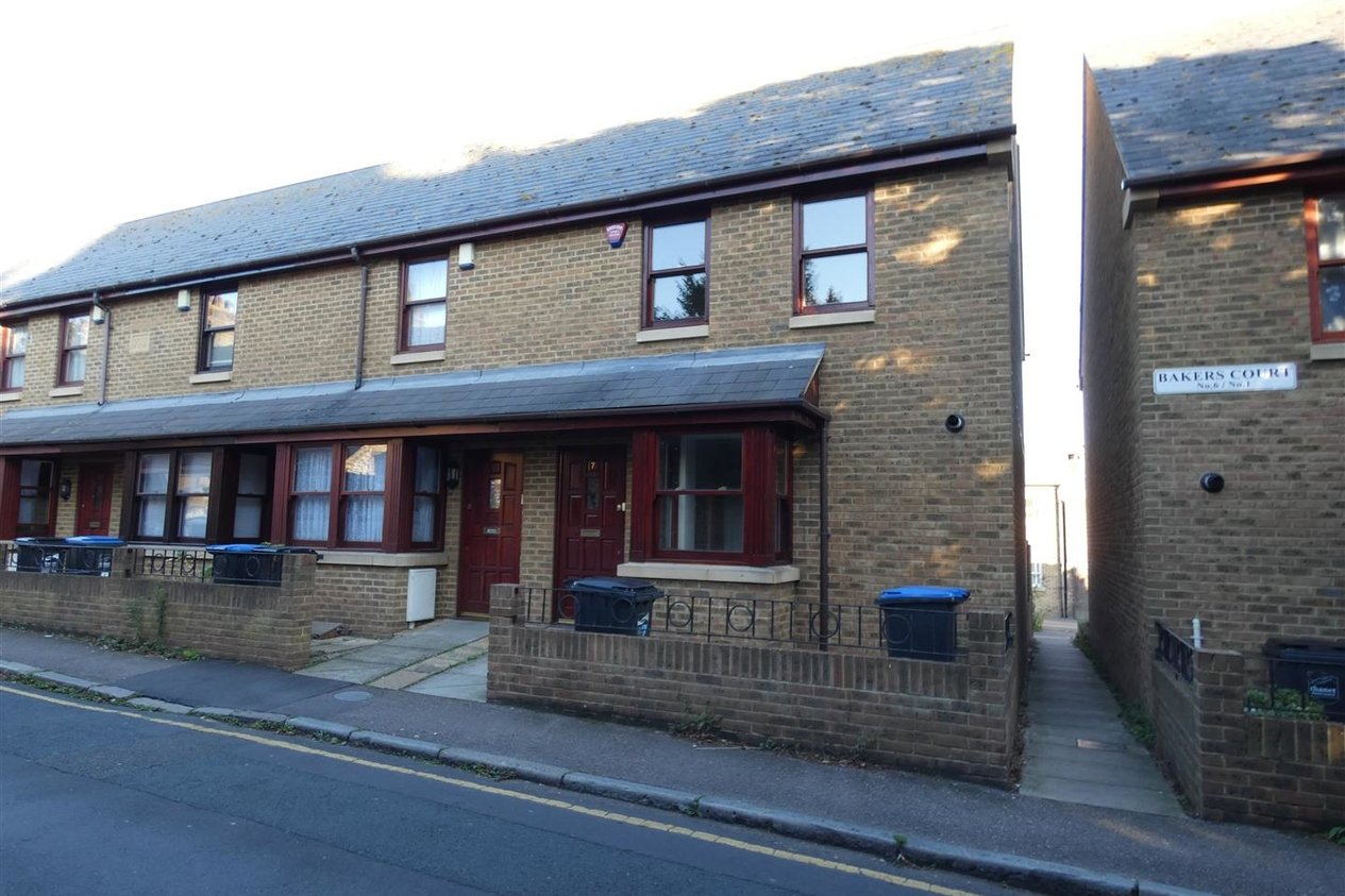Properties Let Agreed in Church Road