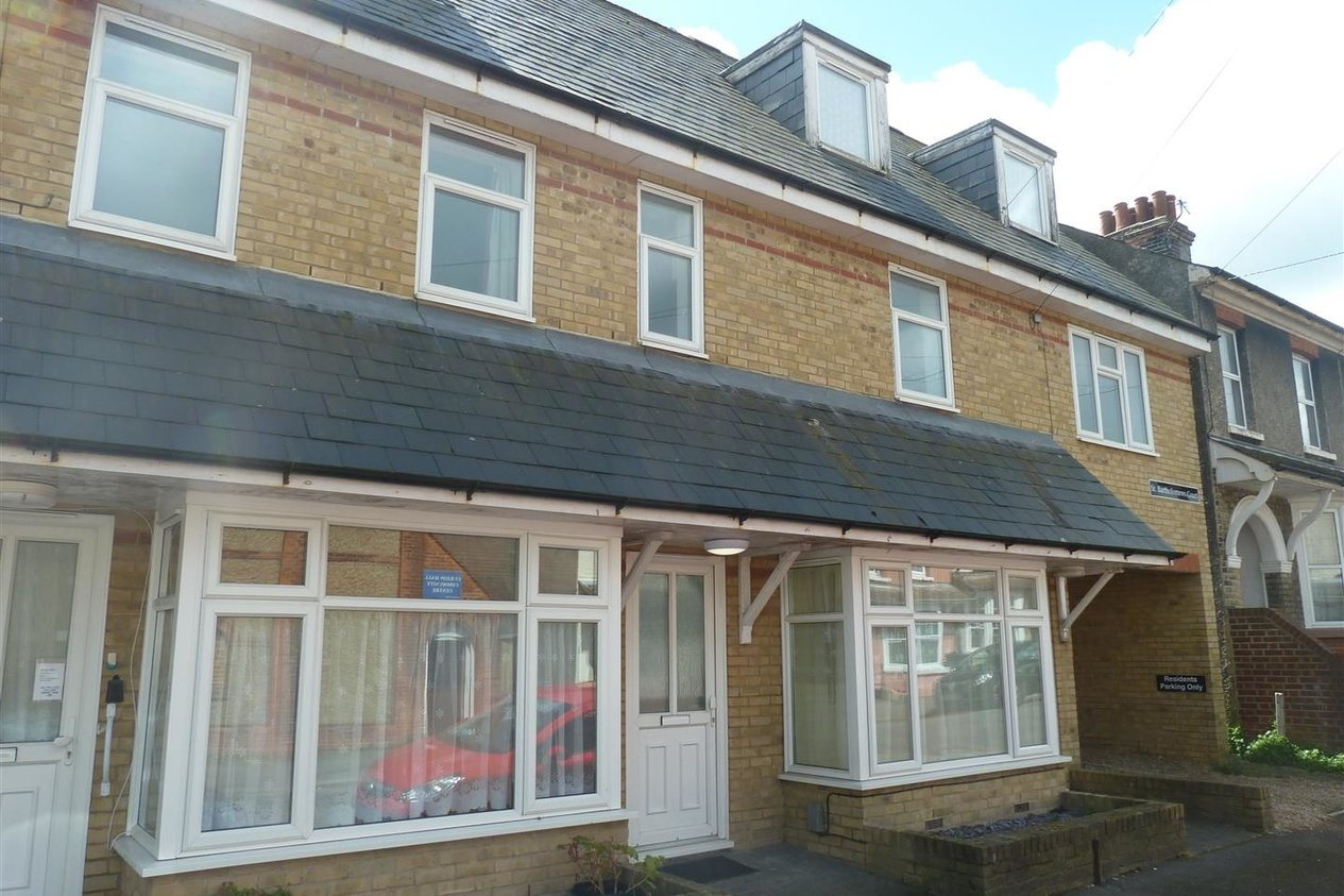 Properties Let Agreed in Curzon Road