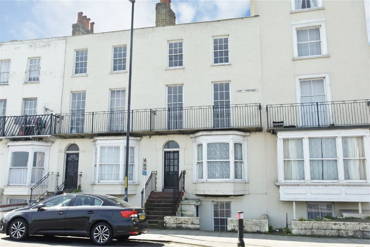 Properties Let Agreed in Fort Crescent
