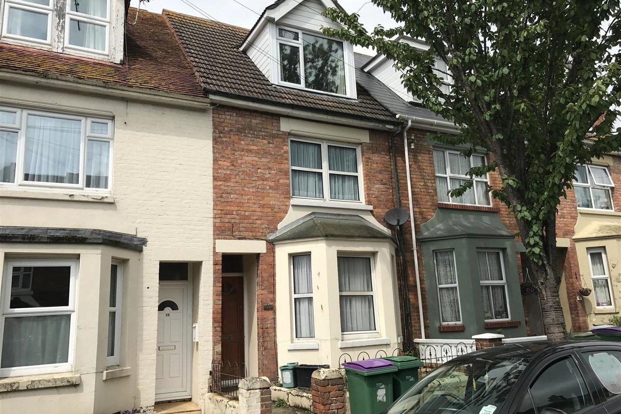Properties Let Agreed in Garden Road