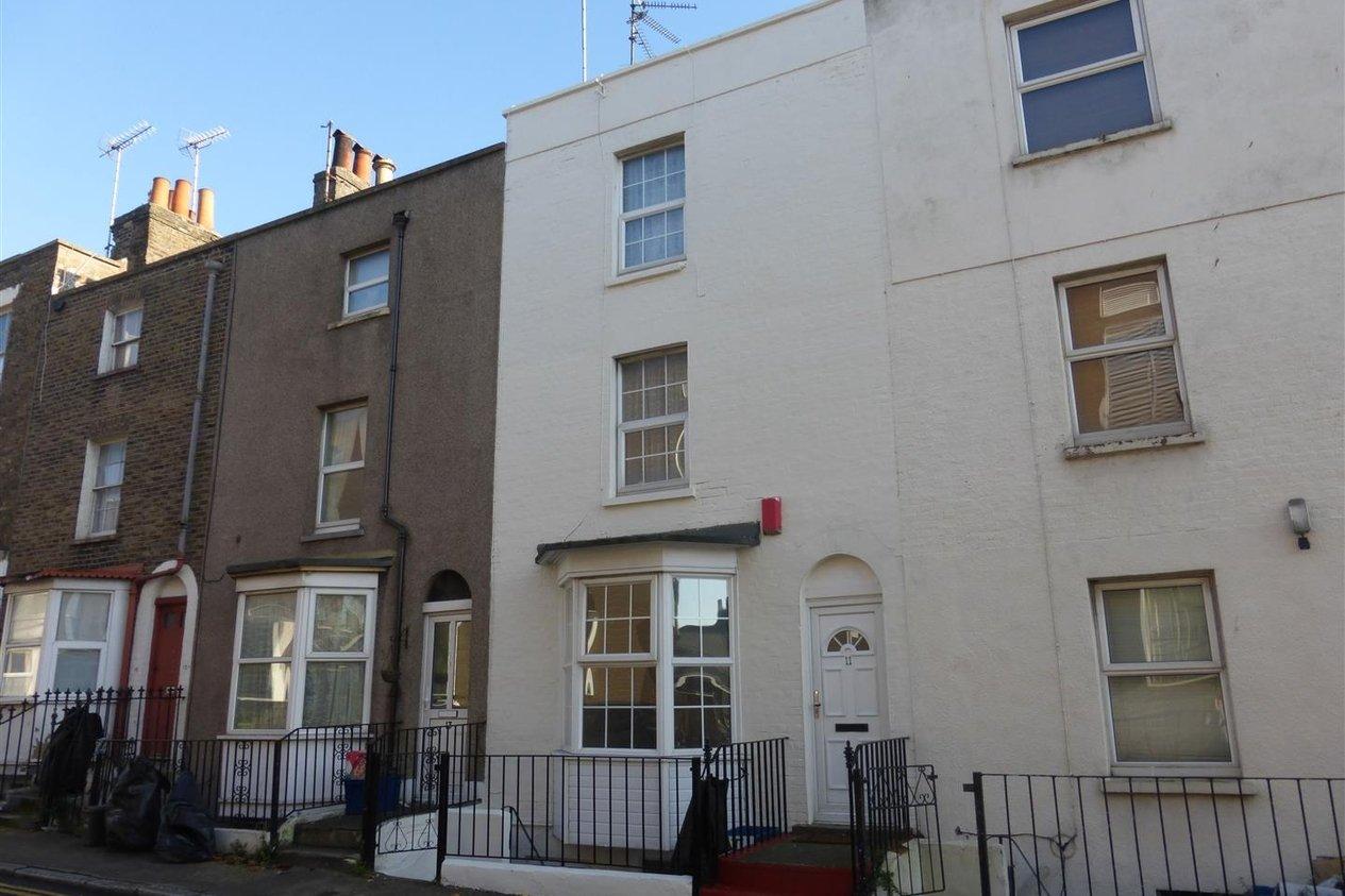 Properties Let Agreed in Hardres Street