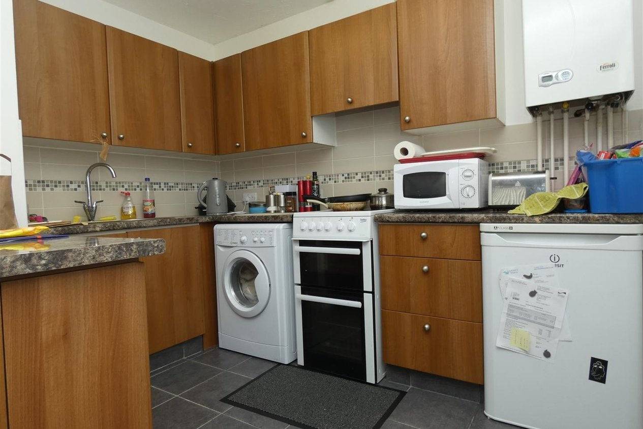 Properties Let Agreed in Harold Avenue