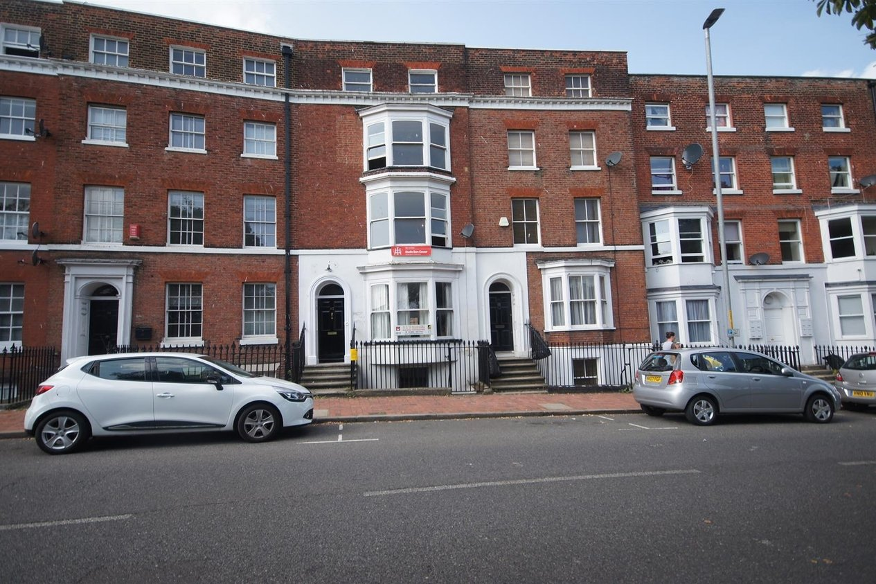 Properties Let Agreed in Hawley Square