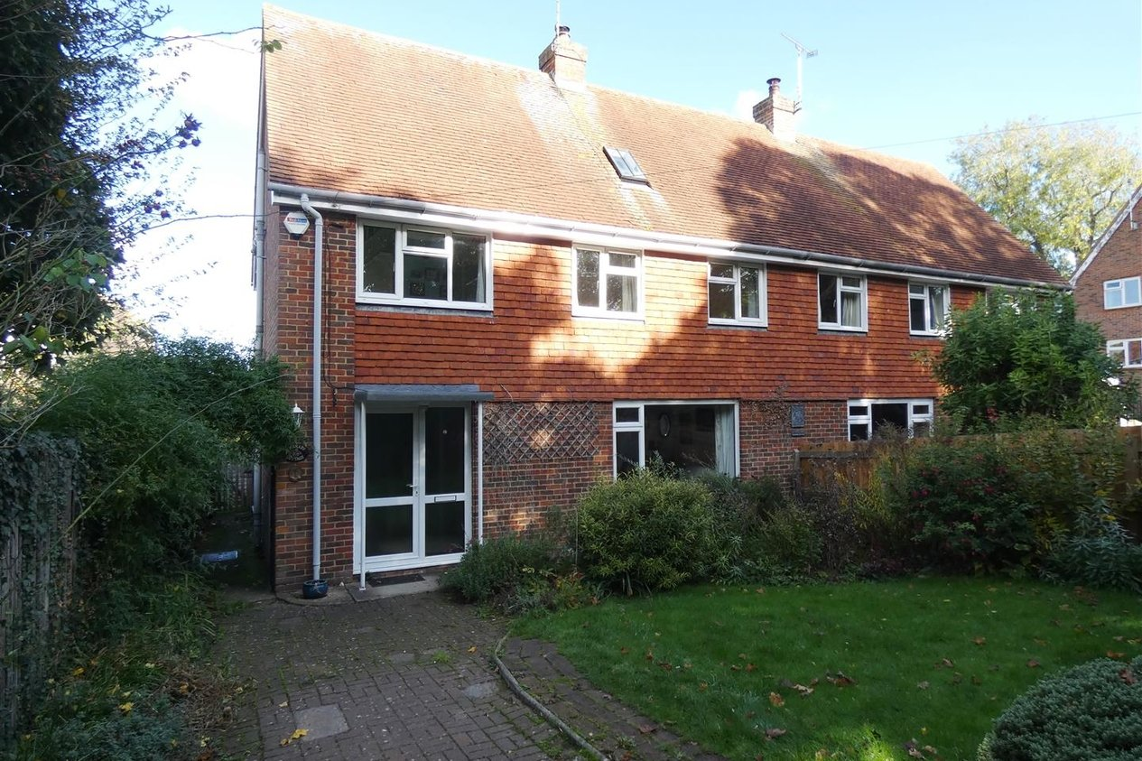 Properties Let Agreed in Hogbens Hill Selling