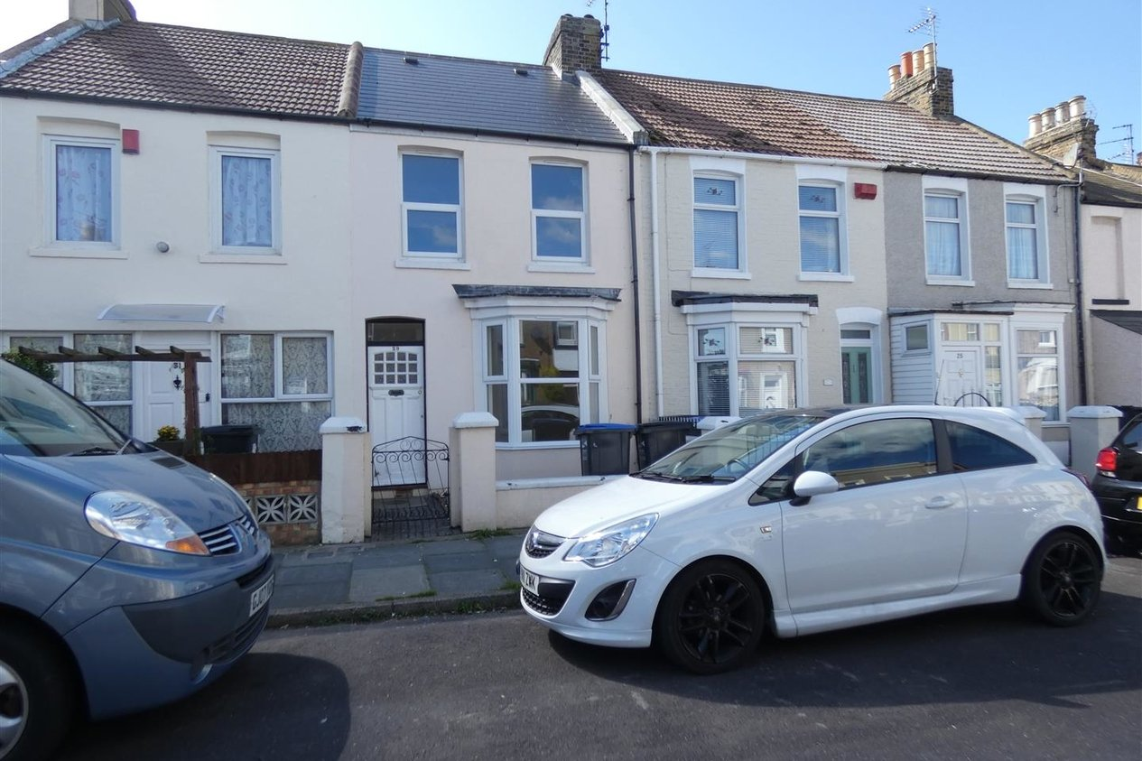 Properties Let Agreed in Milton Avenue