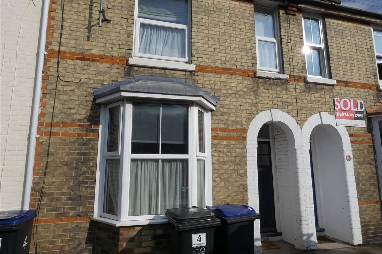 Properties To Let in North Holmes Road