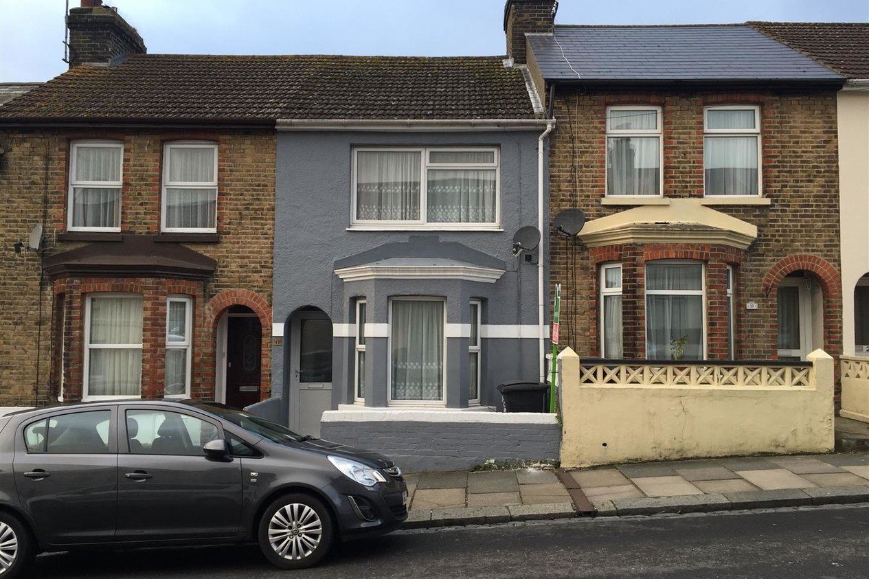Properties Let Agreed in Old Park Road